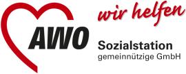 """Logo von """"AWO Sozialstation"""" gGmbH"""
